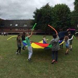 Cowley Carnival Practise 30 Jun 17