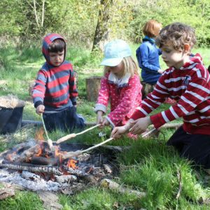 Forest School 18 May 17