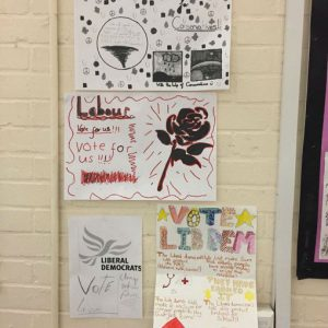 School Election 7 Jun 17